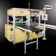 Automatic measuring machine for gearlever housing