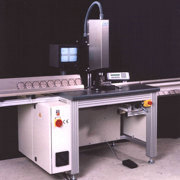 Automatic punching and stamping machines
